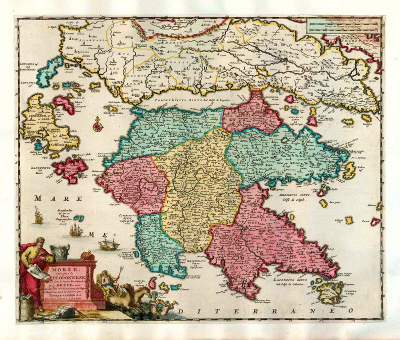 Greece by Mercator G. - Hondius H.Related items